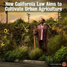 Ron Finley is an artist, designer & gardener, based in Los Angeles. Finley serves the community by teaching people the power of growing your own food. Urban Agriculture, Urban Farming, Ecommerce, Ted Speakers, Green Ground, Edible Garden, Guerrilla, Permaculture, Gardening Tips