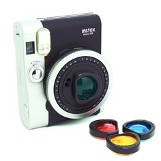 Color Filter Lens for Fujifilm Instax Mini 90 Camera