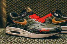 Sbtg X Amongst Few Nike Air Max 1 (Alpha Foxtro) - Sneaker Freaker 5bd1674f6a