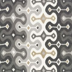 Darya Ikat Stone Fabric by Schumacher Pattern# 174833 Looking for this product plus Samples always available. First Quality direct from manufacturer. Family owned since 1971 Ikat Pattern, Trellis Pattern, Fabric Patterns, Martin Lawrence, Geometric Fabric, Ikat Fabric, Room Wallpaper, Fabric Wallpaper, Custom Made Furniture