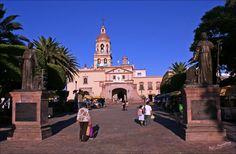 Convento Santa Cruz Queretaro Qro. By Mel Figueroa