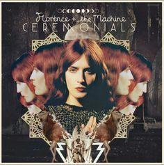 Florence and the Machine - Ceremonials. Phenom album!