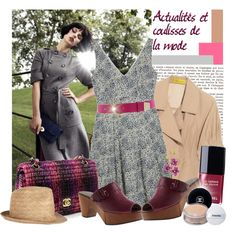 A fashion look from July 2010 featuring kew.159 dresses, Catherine Malandrino jackets and Robert Clergerie shoes. Browse and shop related looks.