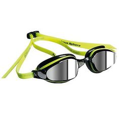 Aqua sphere k180 adult #unisex #adjustable swimming #goggles - mirrored lens,  View more on the LINK: 	http://www.zeppy.io/product/gb/2/361853014293/