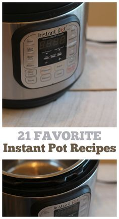 21 of the best Instant Pot recipes and ideas