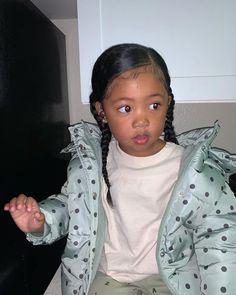 Cute Mixed Babies, Cute Black Babies, Beautiful Black Babies, Cute Little Baby, Cute Babies, Easy Little Girl Hairstyles, Baby Girl Hairstyles, Mix Baby Girl, Cute Baby Girl