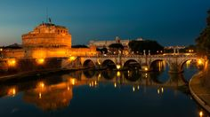 Castel S.Angelo by Giovanni Giuliani on 500px