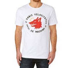 Deus Ex Machina Canis T-shirt - White