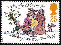 Royal Mail Christmas 1993
