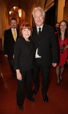 Alan Rickman hat seine langjährige Lebensgefährtin Rima Horton geheiratet