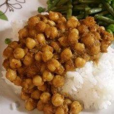 Chana Masala (Savory Indian Chick Peas) - Allrecipes.com