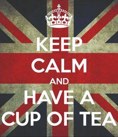 """""""Keep calm and have a cup of tea"""" bleibt auch an diesem Tag unser Motto. Wir als THE BRITISH SHOP stehen weiter für die feine englische Art - mehr dazu lesen Sie in unserem heutigen Blogbeitrag."""