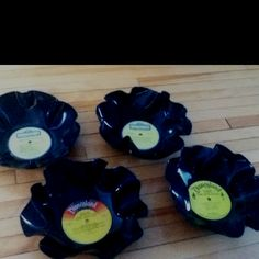 these would make cool 80's party serving dishes