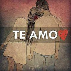 Te amo demasiado, mi tesoro.