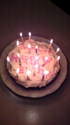 Dad's bday cake