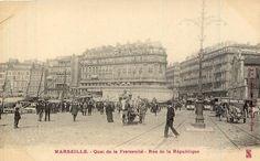 Quai de la Fraternité et Rue de la République