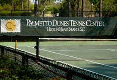 Palmetto Dunes Tennis Center, One of the 10 most beautiful places to play tennis in the whole world! Tennis Camp, Play Tennis, Hilton Head South Carolina, Palmetto Dunes, Tennis Center, Beach Properties, Hilton Head Island, Back In The Day, Places Ive Been