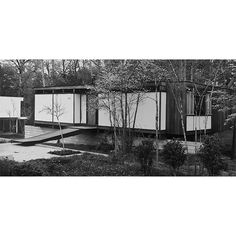 When size does not matter. A few more images of this fabulous project. Matsumoto House, Raleigh, NC, 1957. George Matsumoto, architect.…