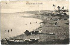 Blog do Rio Vermelho, a voz do bairro: Mariquita em postal antigo da primeira decada de 1...