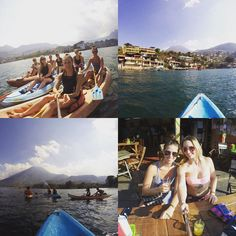 Lake Atitlan San Pedro has been amazing but onto the next chapter!! Leaving for El Salvador Saturday!!! #Guatemala #lakeatitlán #sanpedro #spanishlessons #journey #traveltheworld #1monthleft by shaunabeierbach