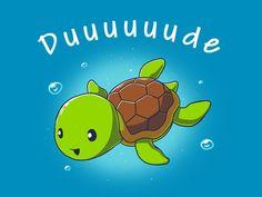 Duuude T-shirt