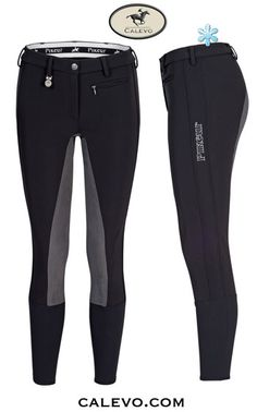 Pikeur - ladies breeches LUCINDA Contrast SOFTSHELL CALEVO.com Shop