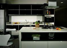 Cozinhas Planejadas: Retrô, Grandes, Pequenas, Modernas, Estilosa