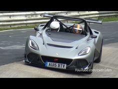 Der Lotus 3-Eleven wird ein echter Rennwagen für die Straße, wie dieses Video zeigt. Ausgestattet nur mit dem allernötigsten (das heißt nicht mal einer Windschutzscheibe) war dieser Wagen bereits auf ... weiterlesen