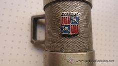 Jarra,jarrita de cerveza con escudo de Mallorca, miniatura, estaño