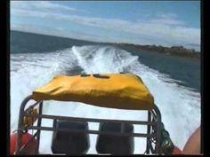 Ride On A Rescue Boat! - Bubblews