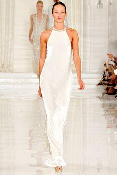 Ralph Lauren Spring 2012 Ready-to-Wear Fashion Show - Karmen Pedaru
