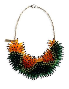 Necklace by KEN SAMUDIO