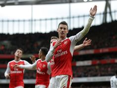 Laurent Koscielny 'to retire at Arsenal or Lorient'