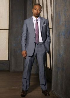 Columbus Short you are the man of my dreams - black man in a suit! what more could i ask for <3