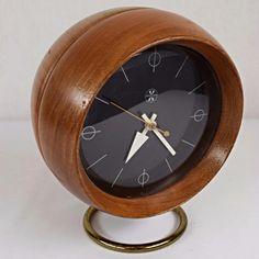 George Nelson Howard Miller Portable Clock Model #4765