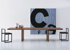 Tavoli da pranzo | Tavoli | Millenium Hope | Cappellini | Claudio ... Check it out on Architonic