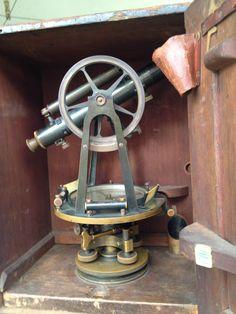 bklyn contessa :: brimfield find :: antique sextant