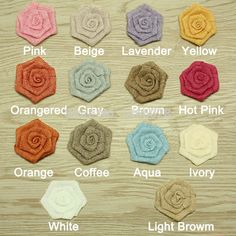 ePacket  Free shipping 80 pcs/lot , baby headband 3 ''   burlap rose  flowers  , burlap flat flowers   headbands  flowers-in Hair Accessories from Mother & Kids on Aliexpress.com | Alibaba Group
