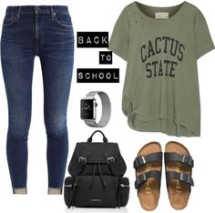 Hi there! So I'm starting off my fashion blog with a back to school outfit idea! Since school has started many places or starting soon, I figured I could offer an idea for an outfit, just in …