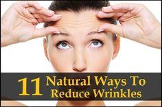 DIY Face Masks  : 11 Natural Ways to Reduce Wrinkles
