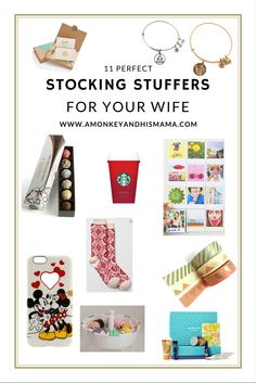 1000 Images About Stocking Stuffers For Her On Pinterest