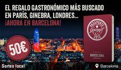 Con Pasaporte Gourmet descubre 50 restaurantes a mitad de precio #SorteosActivos #Sorteamus Sorteo por @PasaporteG