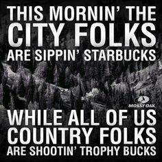 Hunting season ❤ it's here wth bow season and soon enough rifle. Gotta go sight in my 308 Deer Hunting Humor, Hunting Jokes, Hunting Signs, Hunting Camo, Turkey Hunting, Hunting Stuff, Country Girl Life, Country Girl Quotes, Country Girls