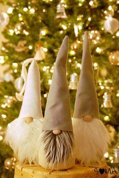 Nro.1 MINI Scandinavian Gnome - Tomte, Tomten, Nisse, Tonttu - FREE shipping…