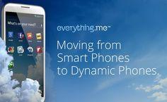 Este é sem dúvida o primeiro Launcher para Android verdadeiramente dinâmico! #android #portugal
