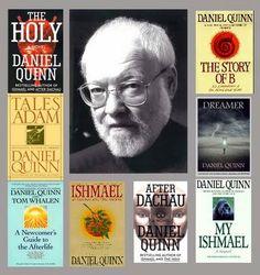 essay about ishmael by daniel quinn Maddy johnsonms schmit pd 8 november 19, 2013 captivity & laws in daniel quinn's novel, ishmael, a gorilla and a ma.