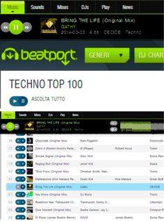 """DECIDE RECORDS pres. DECIDE MIAMI 2014 """"GATHY - BRING THE LIFE"""" TOP 100 BEATPORT TECHNO AT #82 BUY NOW YOUR COPY AND SUPPORT! TNX http://www.beatport.com/track/bring-the-life-original-mix/5215138"""
