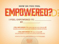 Re-pin if your #PassionProject makes you feel empowered!