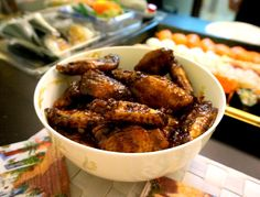 Soy Sauce Chicken Wings Recipe: Continuing The Family Cooking Fun! - Carmen's Kitchen