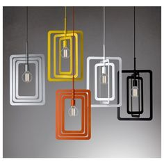 Lighting shop, contemporary pendant light COMPASS | About Space